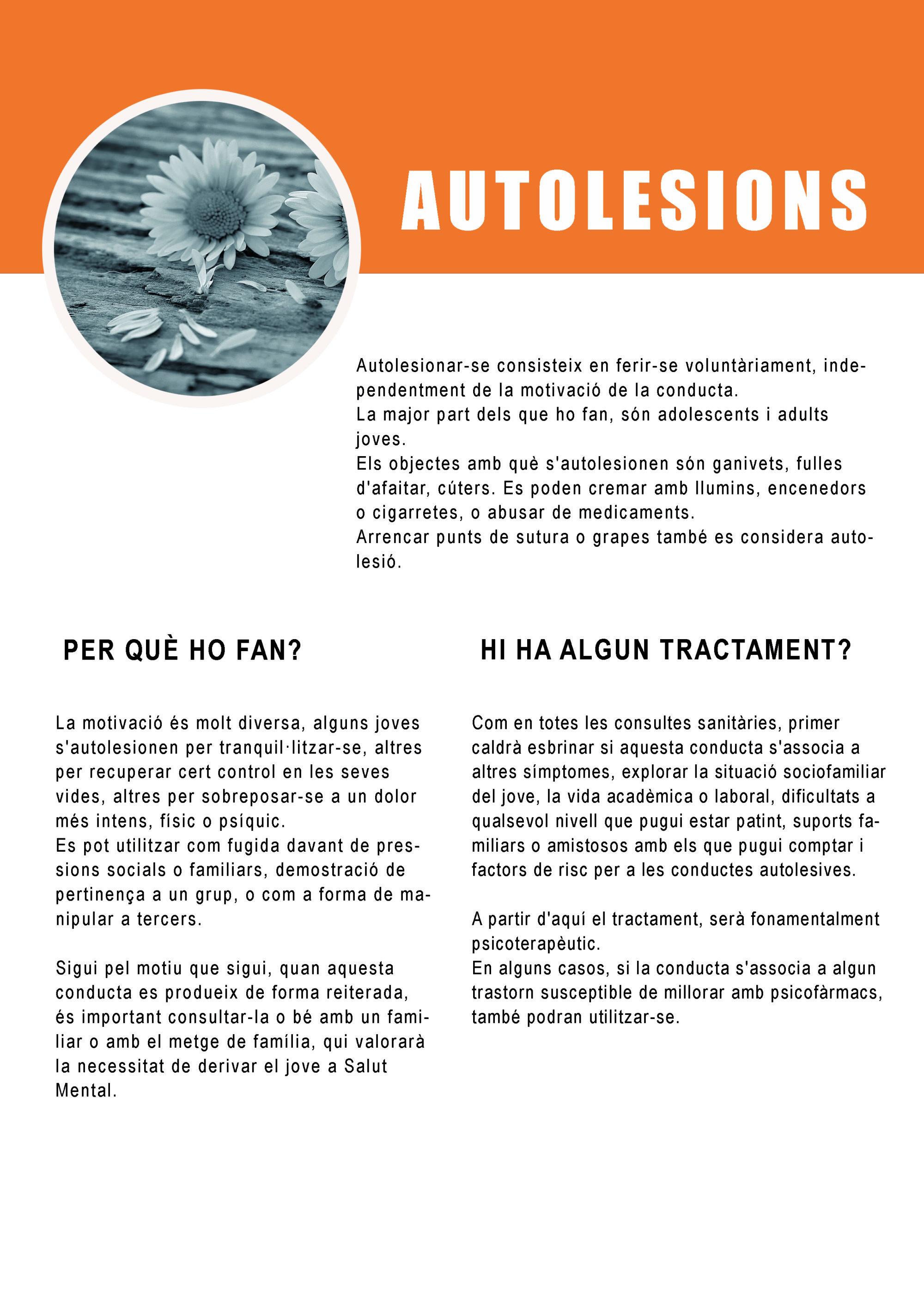 AUTOLESIONS